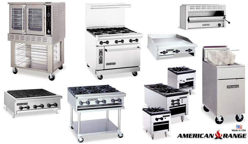 Commercial Products from American Range