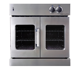 American Range French Door Oven - High Resolution Image