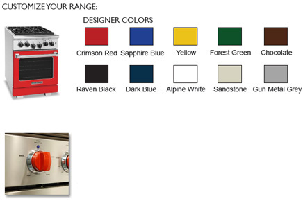 Customize with designer or custom colors