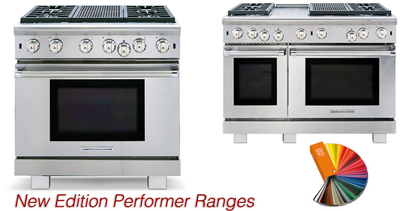 New Edition Performer Ranges