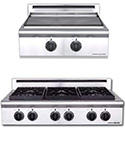 Cooktop Ranges