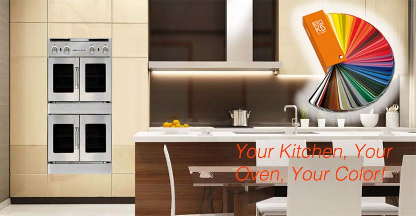 Cooktops and Wall Ovens